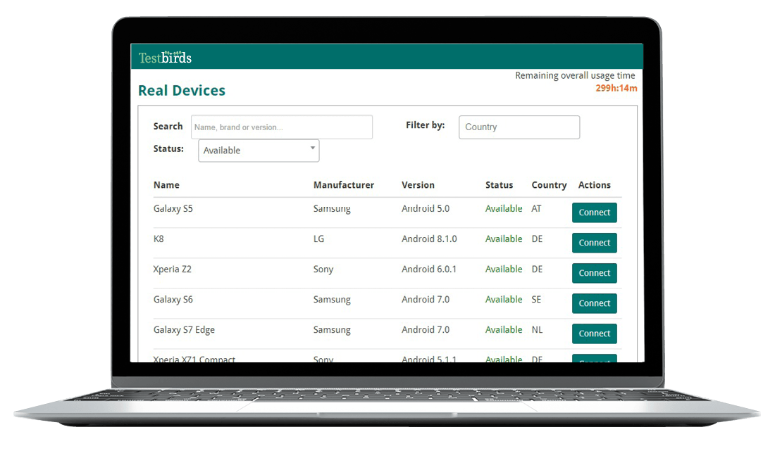 device-cloud-real-devices-overview